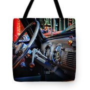 Inside Chevy Tote Bag
