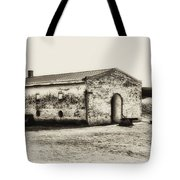Inside Fort Mifflin - Phildalphia Tote Bag