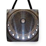 Inside St. Peter's Basicilia Tote Bag
