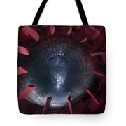 Inside The Diffuser Section Tote Bag
