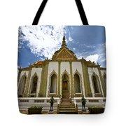 Inside The Grand Palace Bangkok Image 2 Tote Bag