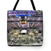 Inside The Palace Of Auburn Hills 2 Tote Bag