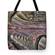 Inside The Palace Of Auburn Hills 3 Tote Bag