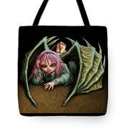 Insouciant Tote Bag