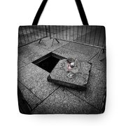 Inspect Tote Bag