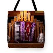 Instrument - Accordian - The Accordian Organ  Tote Bag