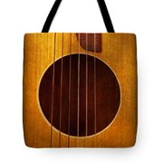 Instrument - Guitar - Let's Play Some Music  Tote Bag
