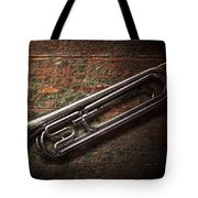 Instrument - Horn - The Bugle Tote Bag