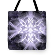 Intelligent Design 4 Tote Bag by Angelina Vick