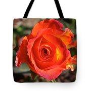 Intense Rose Tote Bag