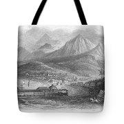 Inter-oceanic Railroad Tote Bag