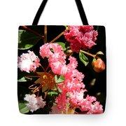Interesting Flowers Tote Bag