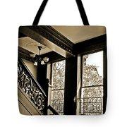 Interior Elegance Lost In Time Tote Bag