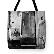 Interior In Black And White Tote Bag