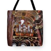 Interior St Stanislaus Church - Posnan Tote Bag