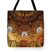 Interiors Of A Cathedral, St. Finbarrs Tote Bag
