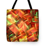 Interlocking Tote Bag