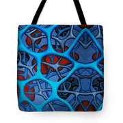 Internal Vision Design Tote Bag