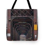 International Bridge 9671 Tote Bag