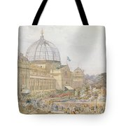 International Exhibition Tote Bag by Edward Sheratt Cole