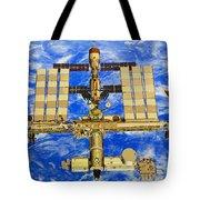 International Space Station Tote Bag