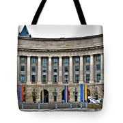Interstate Commerce Commission Tote Bag