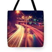Interstate I-240 Tote Bag