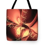 Intimate Fantasies Tote Bag