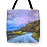 Into The Great Beyond Tote Bag