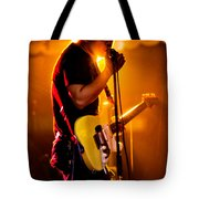 Into The Mic Tote Bag