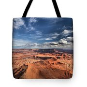 Into The Sky Tote Bag