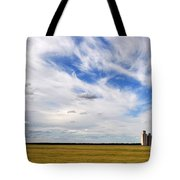 Into The Wide Open Tote Bag
