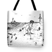 Invasion Mini Series 1-2 Tote Bag