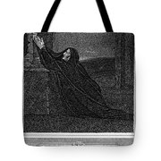 Invocation To Melancholy Tote Bag