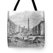 Ireland: Dublin, 1843 Tote Bag