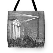Ireland: Dublin, 1849 Tote Bag