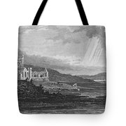 Ireland: Dunbrody Abbey Tote Bag