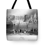 Ireland: Galway, C1840 Tote Bag