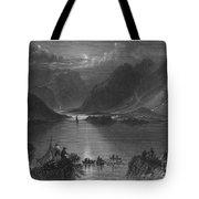 Ireland: Killary Harbor Tote Bag