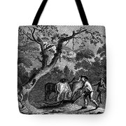 Ireland: Linen Manufacture Tote Bag