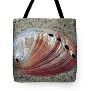 Iridescent Treasure Macro Tote Bag