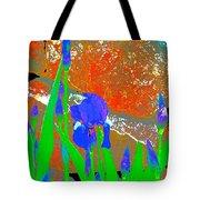 Iris 31 Tote Bag
