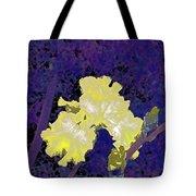 Iris 36 Tote Bag