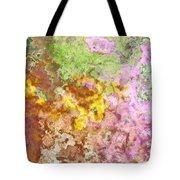 Iris Abstract I Tote Bag