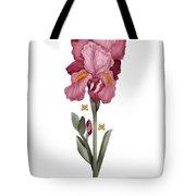 Iris I Tote Bag by Anne Norskog