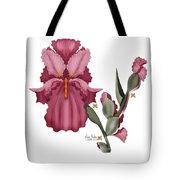Iris IIi  Tote Bag by Anne Norskog