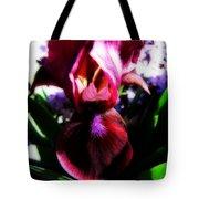 Iris Inner Beauty Tote Bag