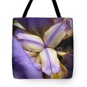 Iris Smiles Tote Bag