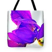 Iris Surprise  Tote Bag