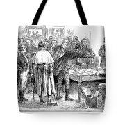 Irish Land League, 1886 Tote Bag by Granger